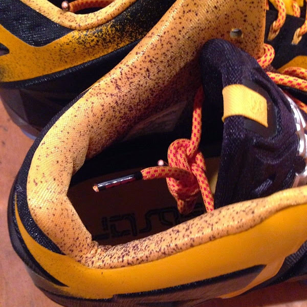 Rare 8220Bumblebee8221 LeBron 11 Sample That Keeps Reappearing on eBay