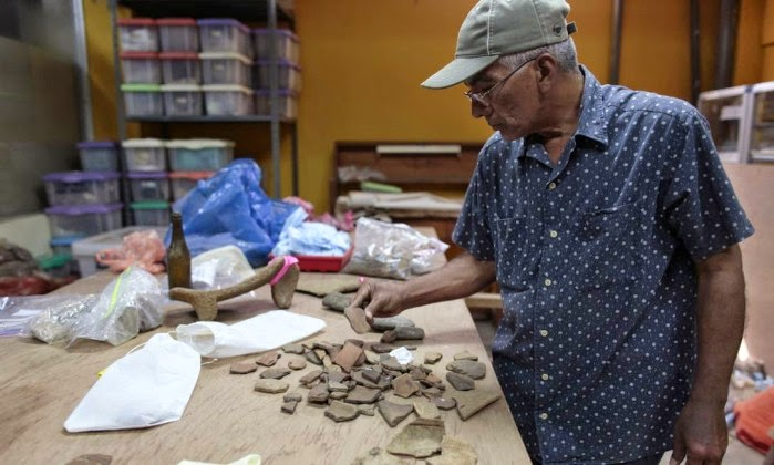 Nicaragua canal developers collect 15,000 artefacts along route