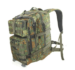 Рюкзак тактичний TACTIC 36L. флектарн, вудленд