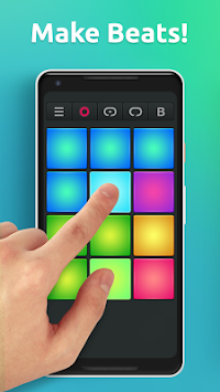 Drum Pad Machine - Make Beats APK screenshot thumbnail 1