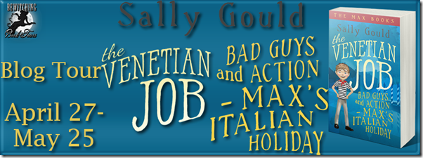 The Venetian Job Banner 851 x 315