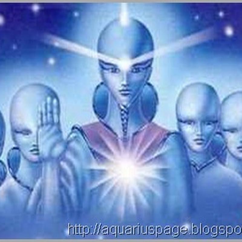 Federação Galáctica da Luz, suas interações na terra e os Plêiadianos