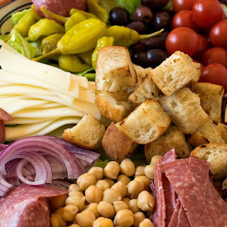 Italian Antipasto With Canned Tuna And Olives Recipes