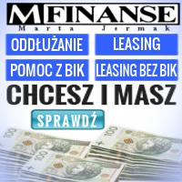 Mfinanse - Leasing, oddłużanie, pomoc z bik - doradcy finansowi