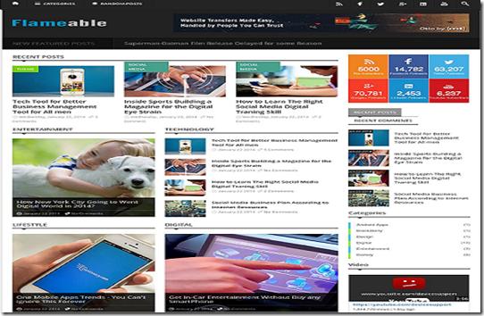 flameable-blogger-magazin-teması