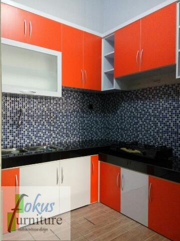 Kitcen Set Di Pik Jakarta Utara Furniture Kitchen Set Minimalis