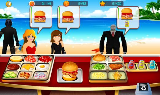 Creepypasta Beach Restaurant APK for Bluestacks