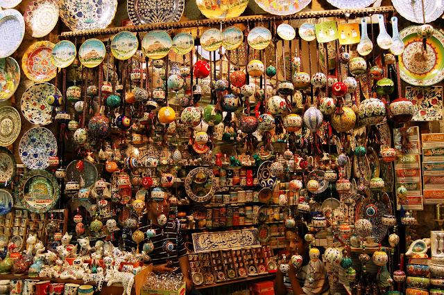 Турция: Сувениры.