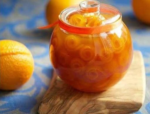 как приготовить дома варенье из апельсина