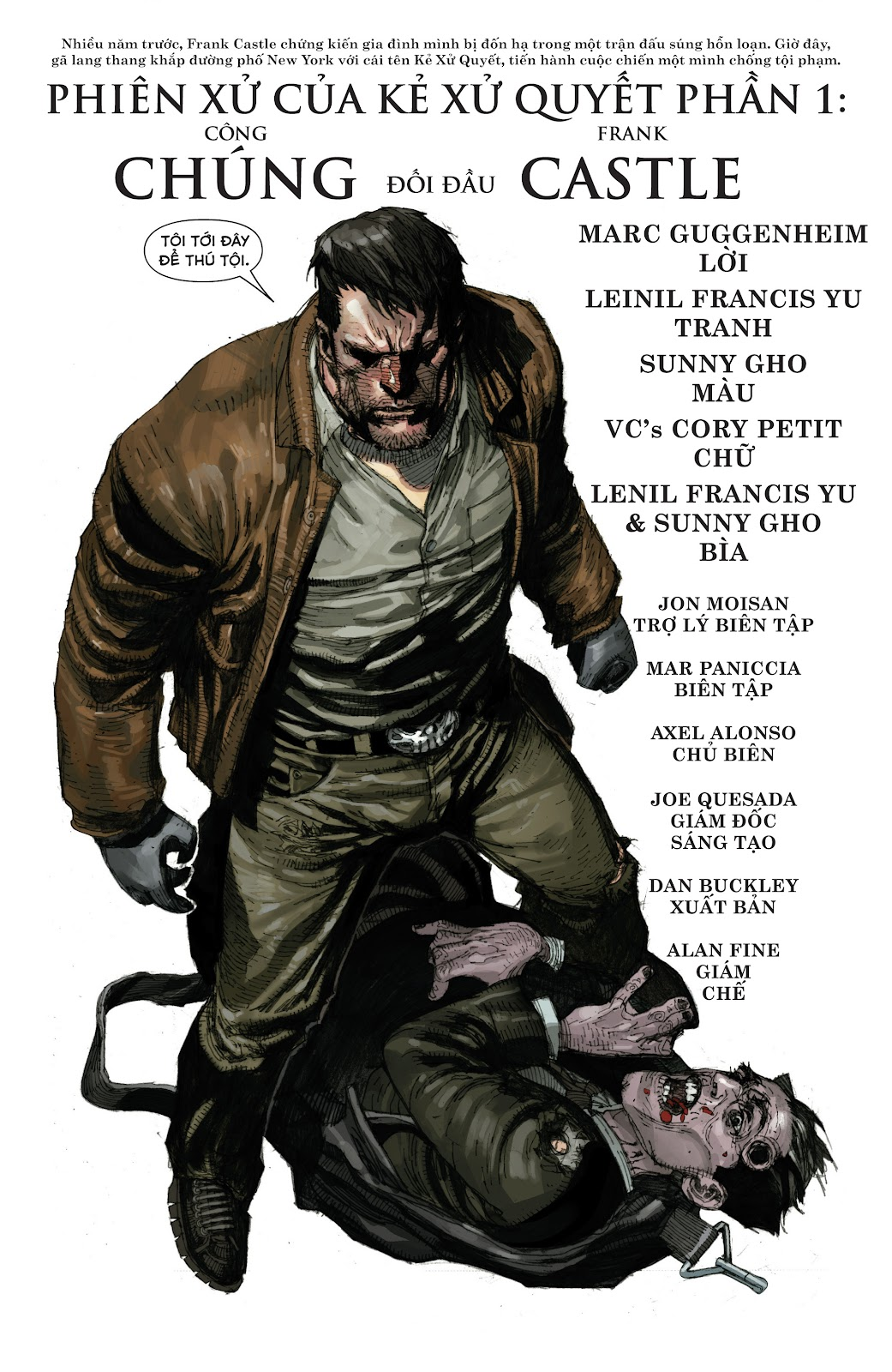 Punisher: Trial of the Punisher chap 1 - Trang 4
