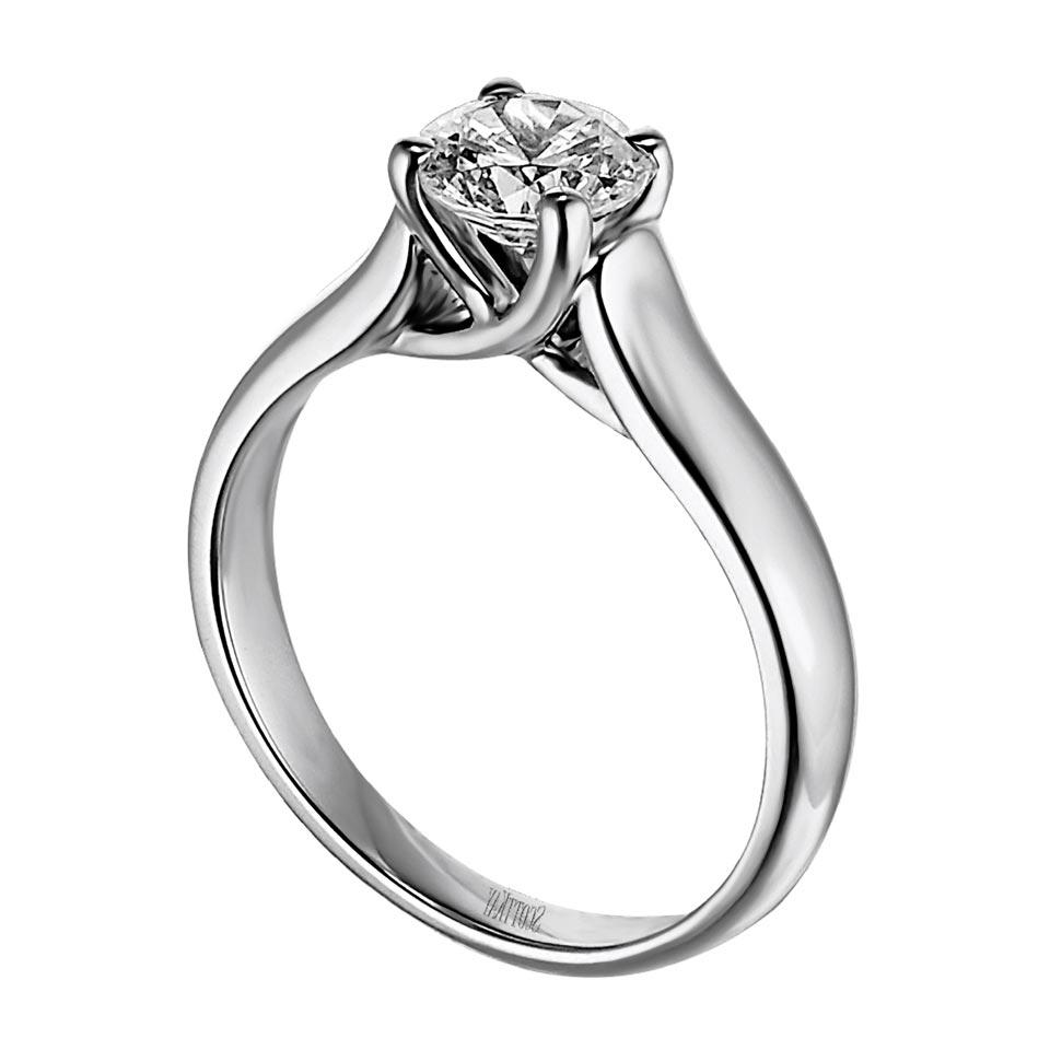 palladium wedding rings for