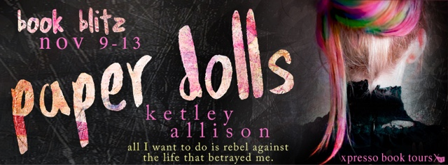 Book Blitz: Paper Dolls by Ketley Allison