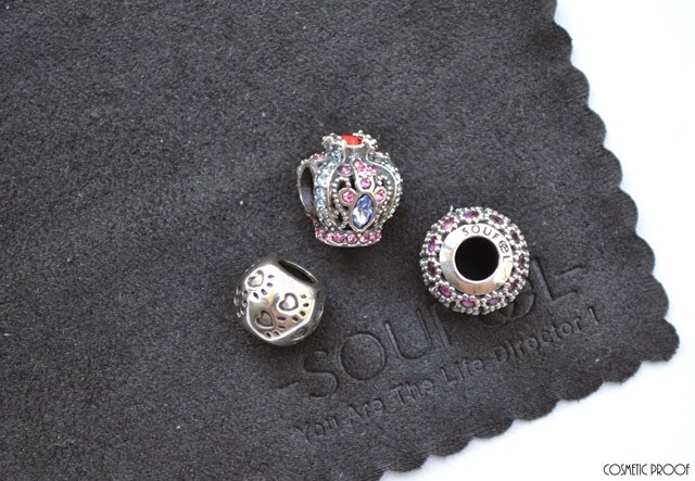 SOUFEEL Sterling Silver Charm Bracelet Review Pandora (5)