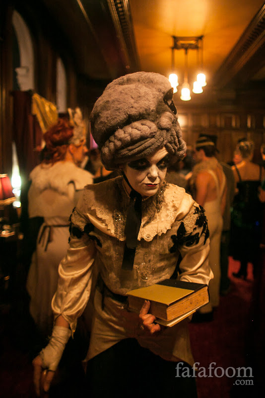 Edwardian Ball 2014 Worlds Faire Extravaganza
