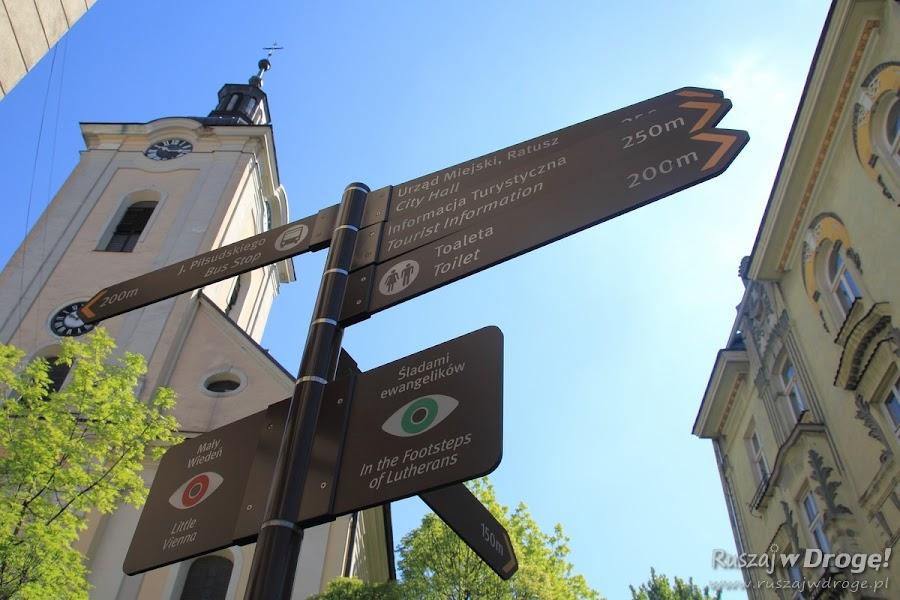 Bielsko-Biała - Miejskie szlaki