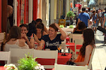 włoski lunch w hiszpańskim wydaniu