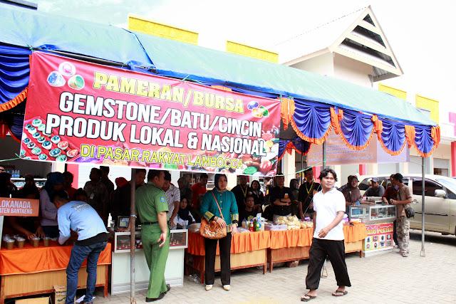 Pasar Lambocca Bantaeng, Modernisasi Tradisional-46