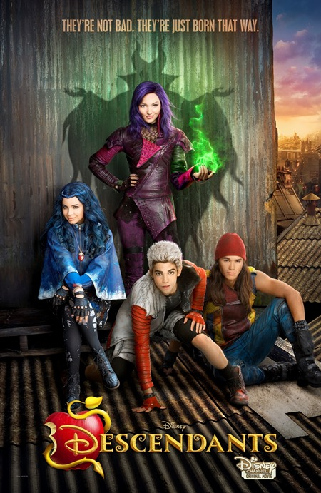 Disney Descendants_Key Art