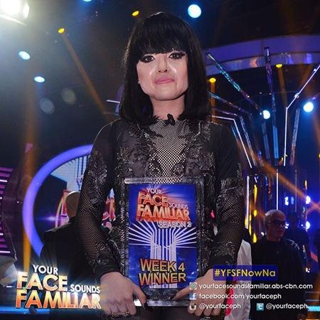 YFSF - KZ Tandingan as Jessie J wins week 4