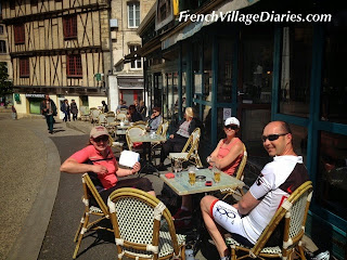 French Village Diaries cycling La Velo Francette Freewheeling France Niort Marais Poitevin