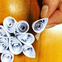 DIY étoile papier