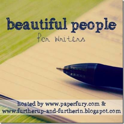 Beautiful People Button