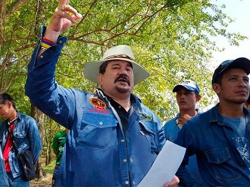 La USO Huila defendiendo a Ecopetrol de sus malas administraciones