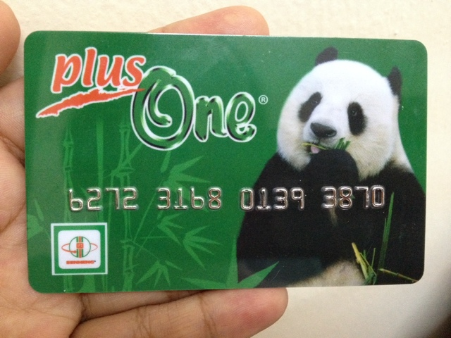 One Plus Card Member Senheng