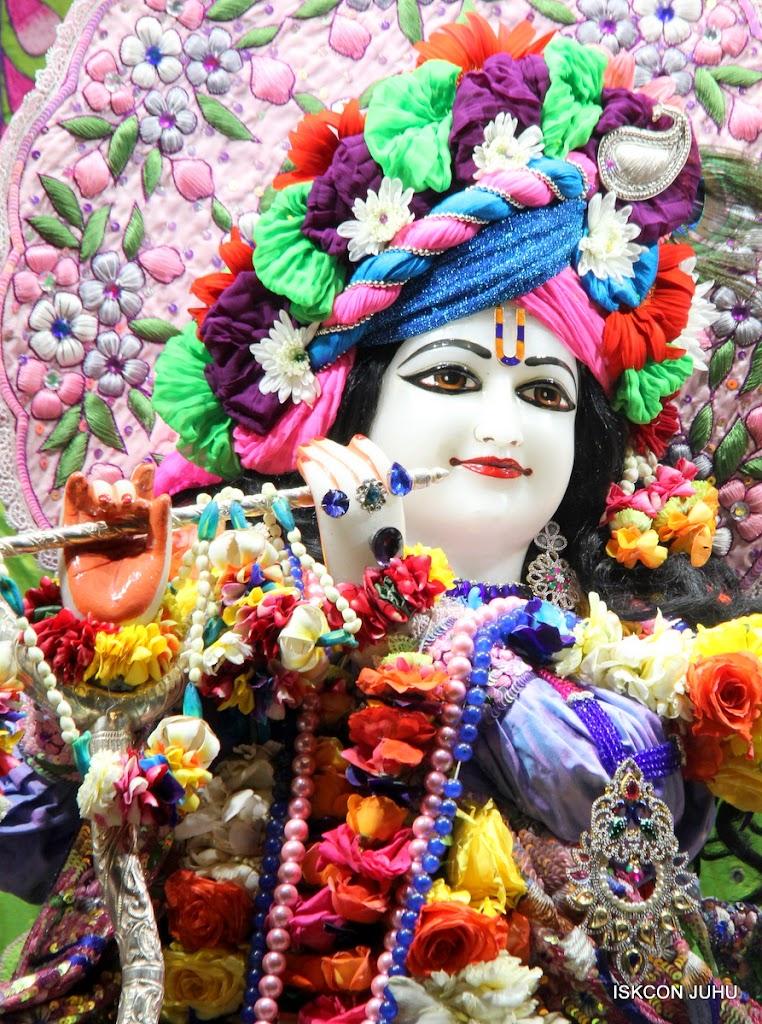 ISKCON Juhu Sringar Deity Darshan 11 Feb 16 (11)