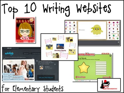 Top 10 Writing Websites