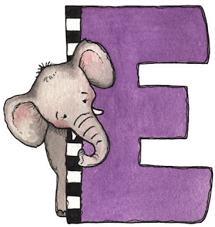 A is for Apple - Painted - Letter E.jpg
