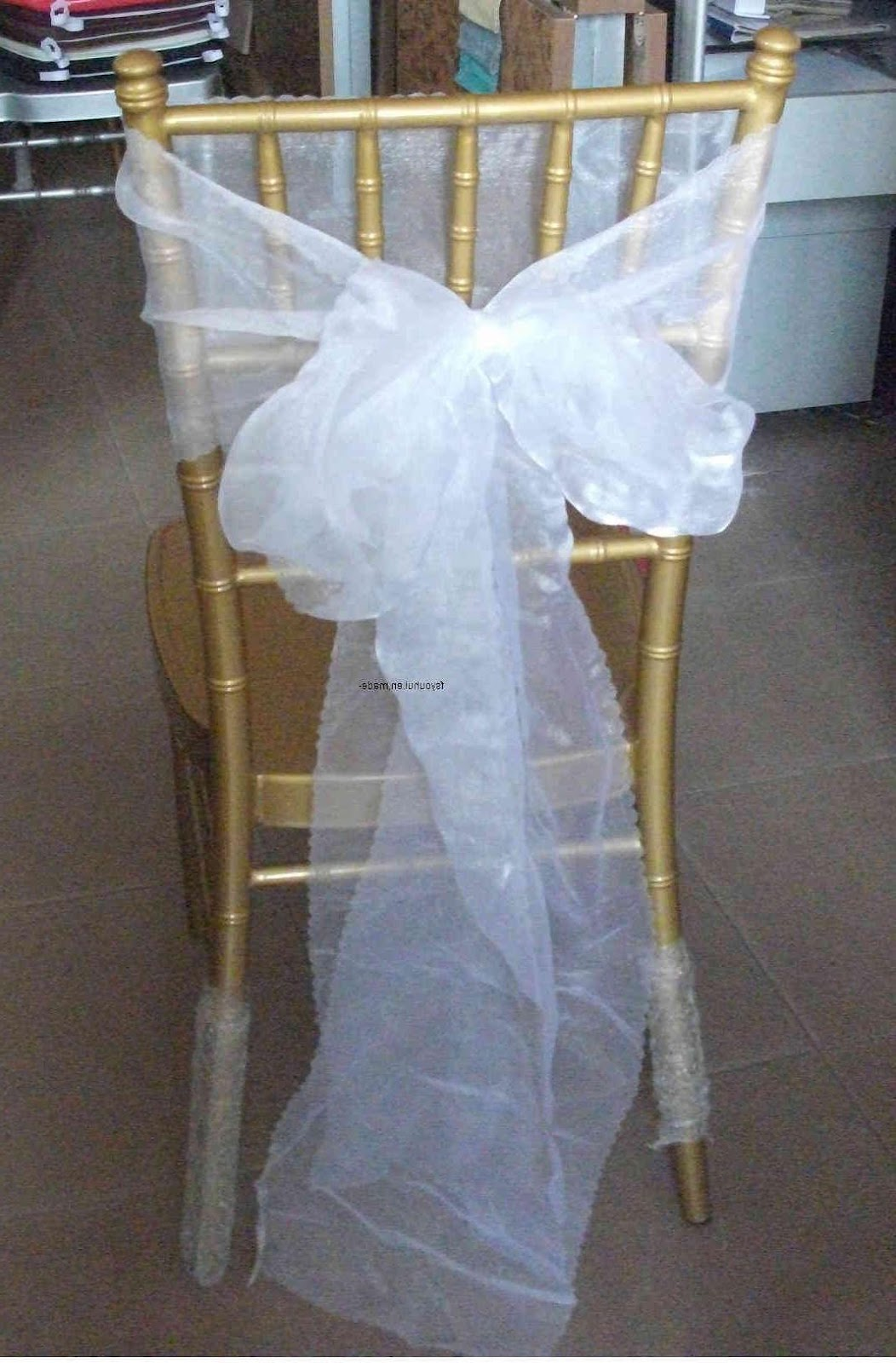 western wedding chairs