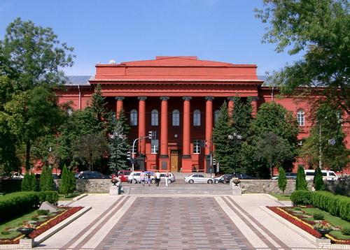 Гарвардський університет на третьому