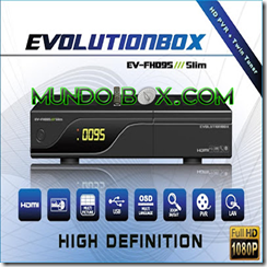 EVOLUTIONBOX EV 95 FHD SLIM