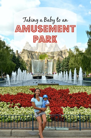 Blog Post Photo - Taking A Baby To An Amusement Park