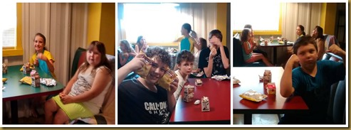 Day Camp Collage