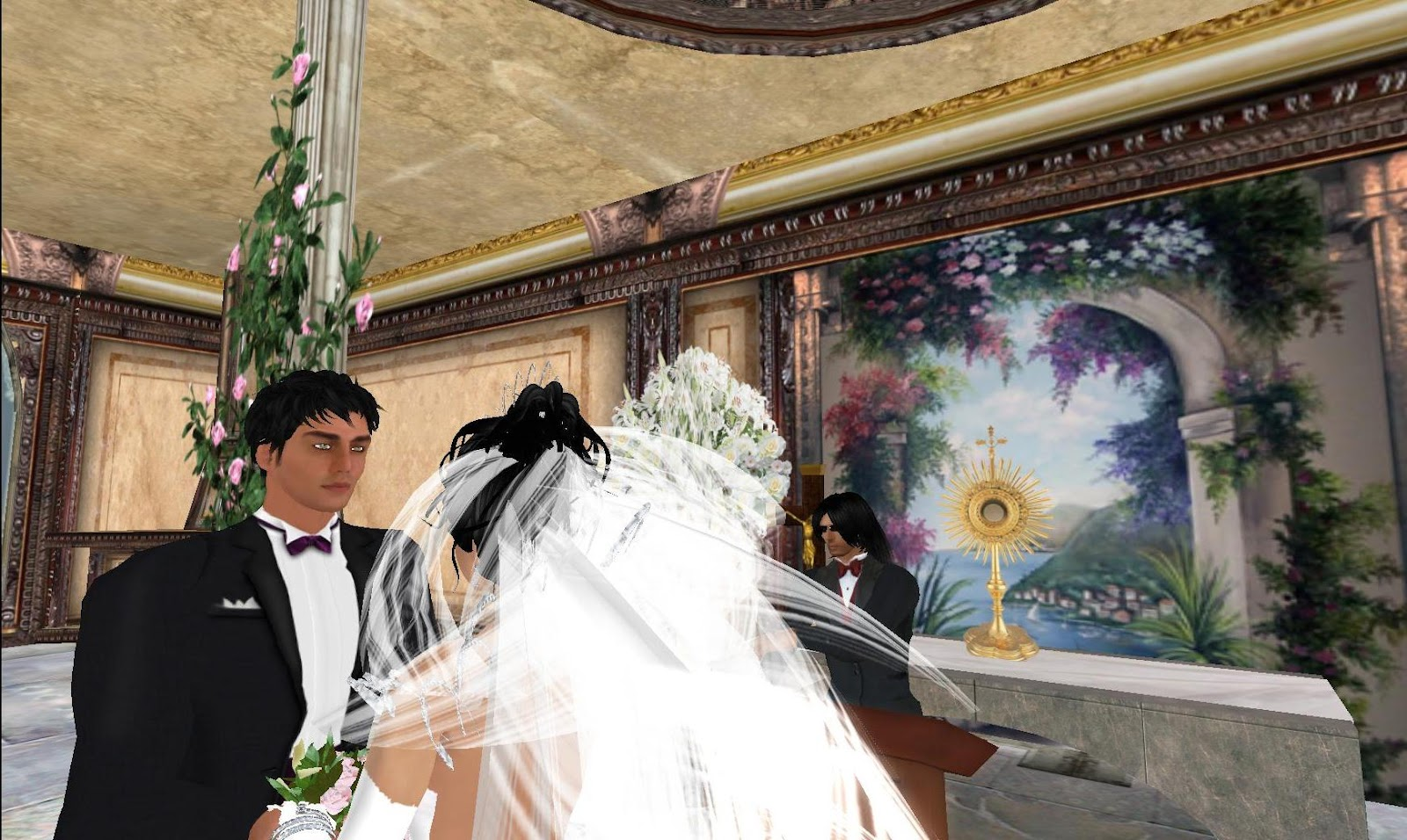 Some cool wedding plan images: Last minute Wedding! : rafee & xavier wedding
