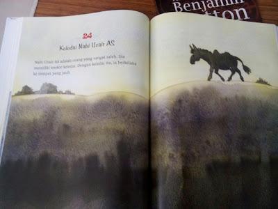Resensi Buku Islami Untuk Anak: Kisah-Kisah Al-Quran Pertamaku