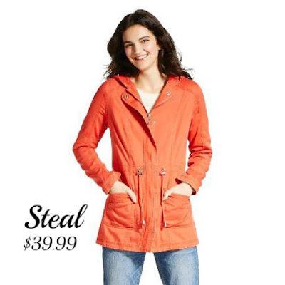 Target Mossimo Anorak Jacket