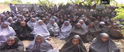 300 girls ,93 women rescued from Bokoharam stronghold