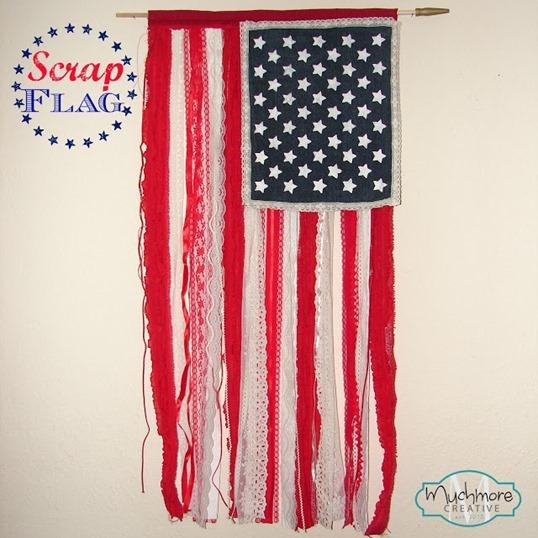 scrap flag