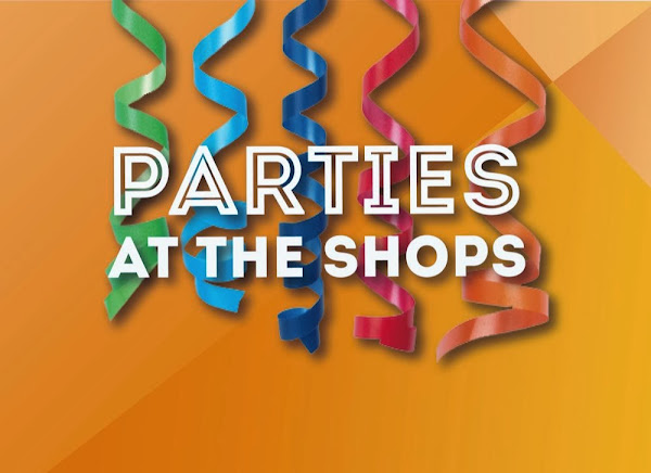 parties at the shops