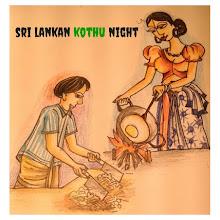 srilankan kothu night