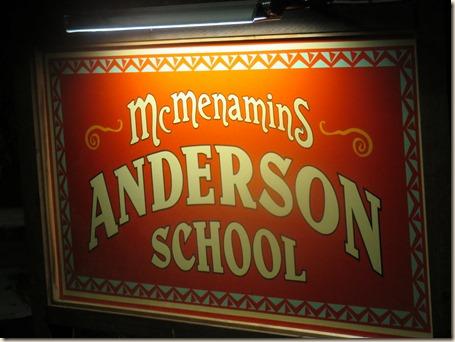11-10 Anderson School