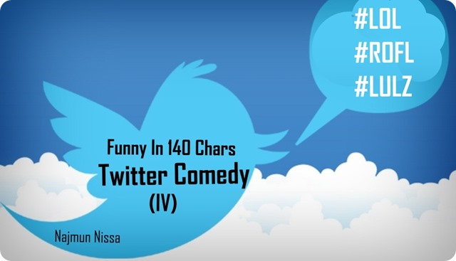 Fun in 140 characters twitter comedy trends