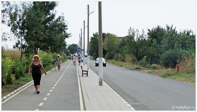 Дорожка к пляжу. Ахелой. Болгария.