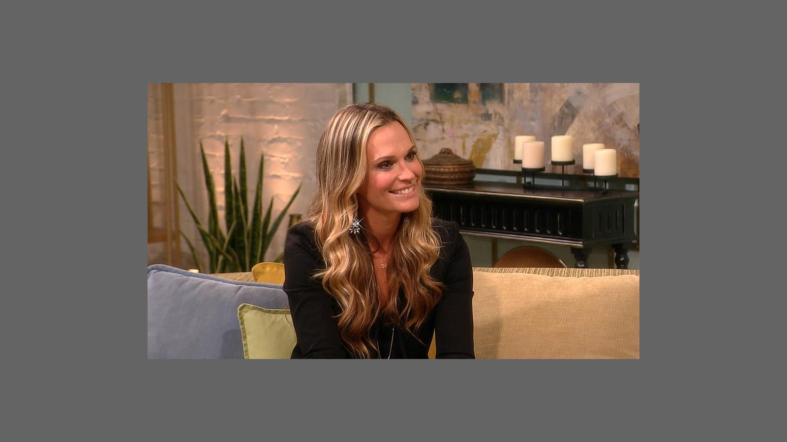Molly Sims shares all the fun details about her big wedding day to husband