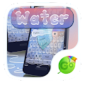 Download Water GO Keyboard Theme APK for Android Kitkat