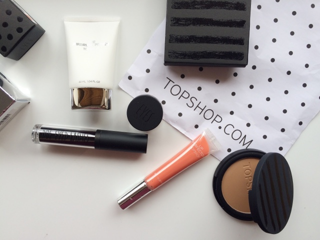 Topshop, Topshop makeup, Topshop makeup haul