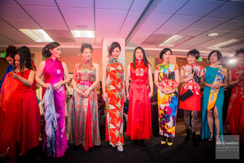 Leaders of the Hundred Asian Beauties. Photo by Simon Fu of ES Creation.